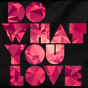 Do What You Love (Low Poly) Tee shirts - Sac à dos Enfant
