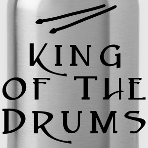 King Drums Shirts - Water Bottle