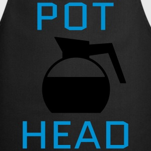 Pot Head T-Shirts - Cooking Apron