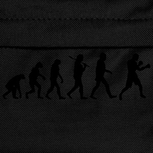 Evolution of Kickboxen T-Shirts - Kinder Rucksack
