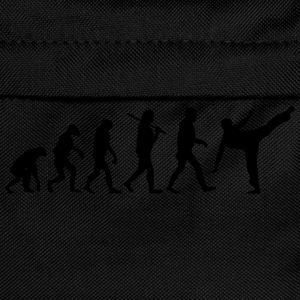 Evolution of Karate T-Shirts - Kinder Rucksack