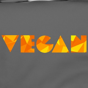 Vegan (Low Poly Style) Magliette - Tracolla