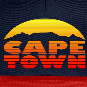Cape Town Bavoirs Baby Collection - Casquette snapback