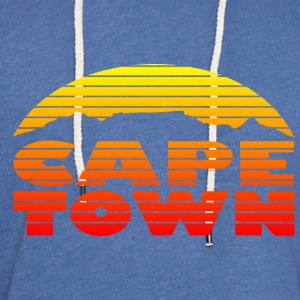Cape Town rompers Baby Collection - Light Unisex Sweatshirt Hoodie