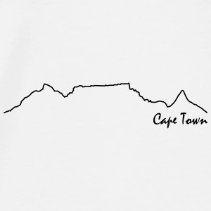 Cape Town Coffee Cup - Men's Premium T-Shirt
