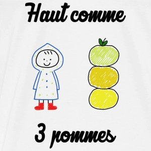 Baby - Kid - Enfant - Bébé - Kind - Child - Niño Baby Bodysuits - Men's Premium T-Shirt