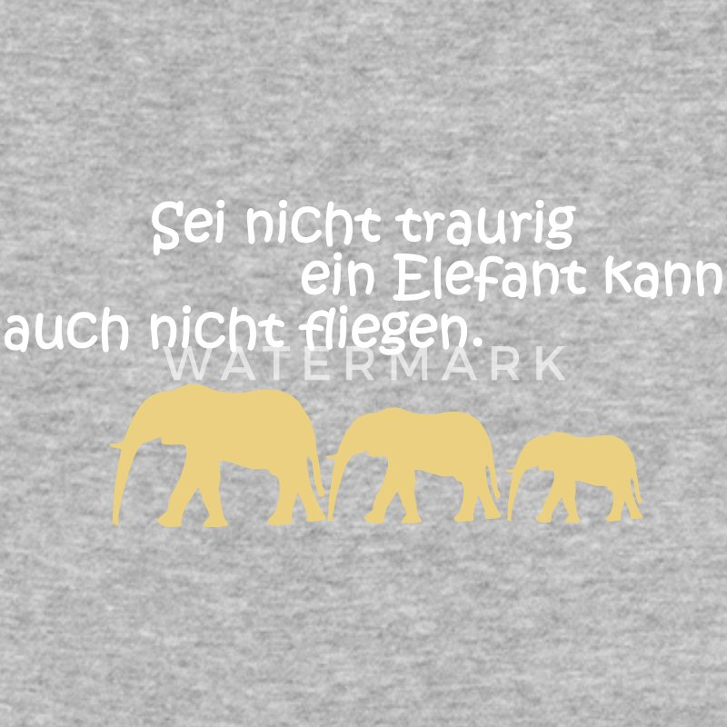 Shirt Elefant 1 - Frauen Bio-T-Shirt