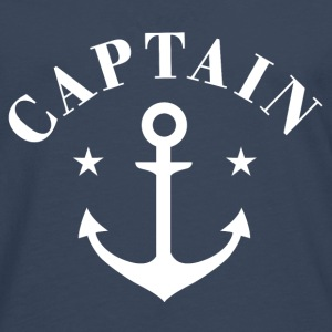 Captain - Men's Premium Longsleeve Shirt