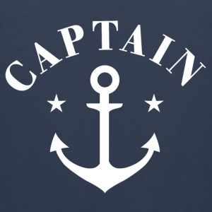 Captain - Men's Premium Tank Top