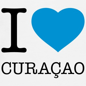 I LOVE CURACAO - Men's Premium T-Shirt