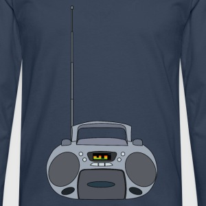 Radio T-Shirts - Men's Premium Longsleeve Shirt