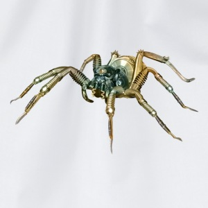 metallic-spider T-Shirts - Turnbeutel