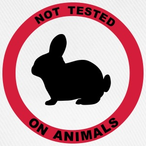 Not Tested on Animals Symbol T-Shirts - Baseball Cap