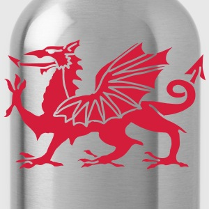 Welsh Dragon T-Shirts - Water Bottle