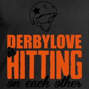 Derbylove is hitting on each other T-Shirts - Männer Sweatshirt von Stanley & Stella