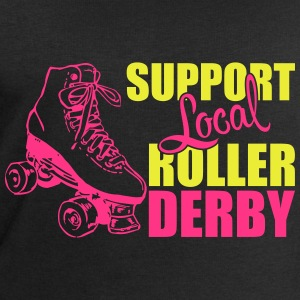 Support local roller derby Tops - Männer Sweatshirt von Stanley & Stella