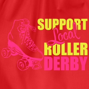 Support local roller derby Top - Sacca sportiva