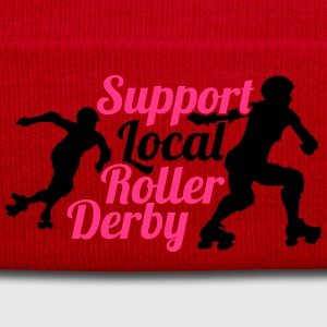 Support local roller derby Tops - Wintermütze