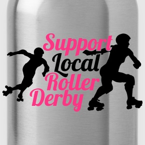 Support local roller derby Topy - Bidon