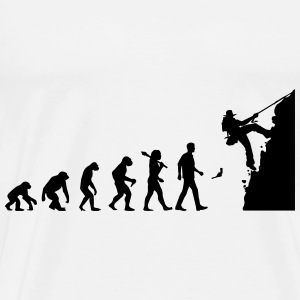 Evolution of Adventure Sportbekleidung - Männer Premium T-Shirt