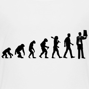 Evolution of Doctors T-Shirts - Teenager Premium T-Shirt