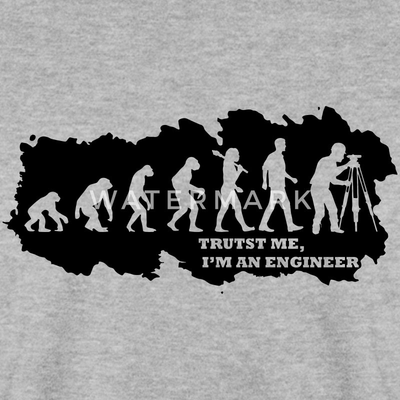 Trust Me, I'm An Engineer Pullover & Hoodies - Männer Pullover