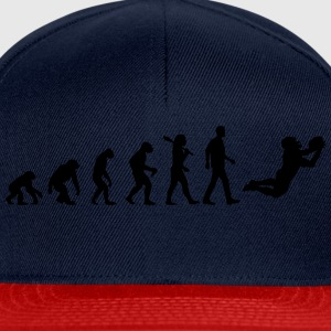Football Evolution Pullover & Hoodies - Snapback Cap