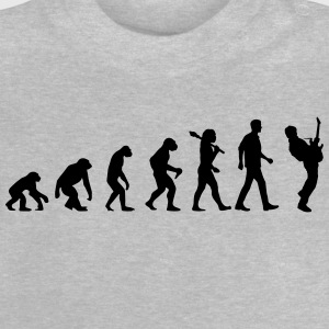 Guitar Evolution Langarmshirts - Baby T-Shirt