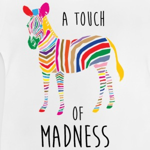 A Touch of Madness - Zebra - Color your Life ! Shirts - Baby T-shirt