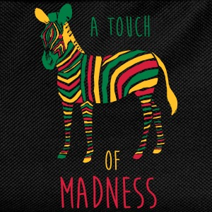 A Touch of Madness - Zebra - Color your Life ! Sweat-shirts - Sac à dos Enfant