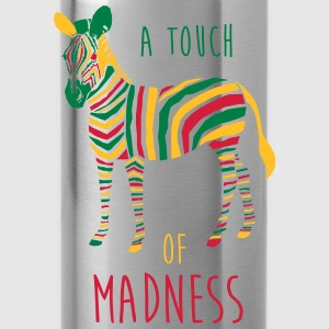 A Touch of Madness - Zebra - Color your Life ! Sweat-shirts - Gourde