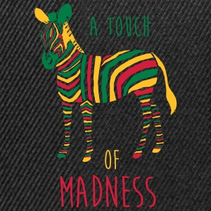 A Touch of Madness - Zebra - Color your Life ! Sweat-shirts - Casquette snapback