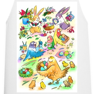 Easter egg party - Cooking Apron