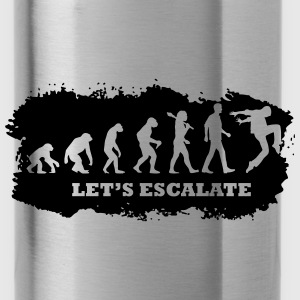 Escalation | EXCLUSIVE Pullover & Hoodies - Trinkflasche