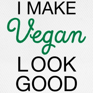 I Make Vegan Look Good T-Shirts - Baseball Cap