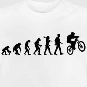 Evolution Of Biking T-Shirts - Baby T-Shirt