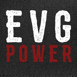 evg power Tee shirts - Casquette snapback