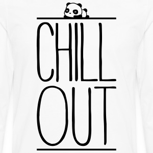 Chill Out Tabliers - T-shirt manches longues Premium Homme