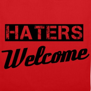 Haters T-Shirts - Tote Bag