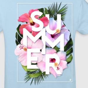 SUMMER Babybody - Ekologisk T-shirt barn