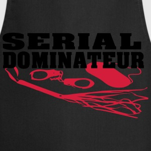 serial dominateur - Tablier de cuisine