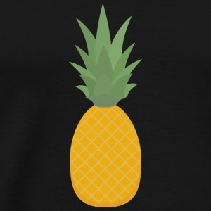 Pineapple Tops - Men's Premium T-Shirt