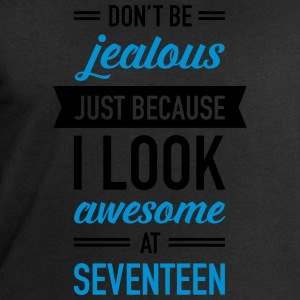 Awesome At Seventeen Tee shirts - Sweat-shirt Homme Stanley & Stella