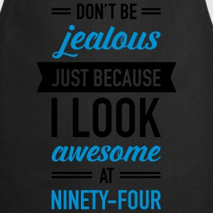 Awesome At Ninety-Four T-Shirts - Cooking Apron