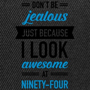 Awesome At Ninety-Four T-Shirts - Snapback Cap