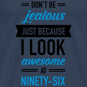Awesome At Ninety-Six Tops - Men's Premium T-Shirt