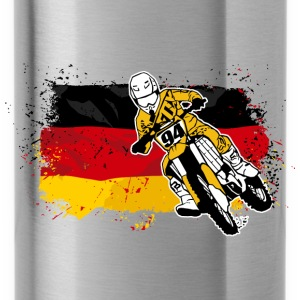 Moto Cross Racing - German Flag Bluzy - Bidon