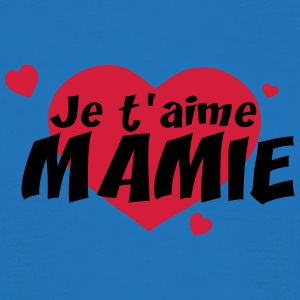 JE TM MAMIE Tabliers - T-shirt Homme