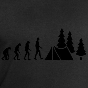 Evolution Camping T-Shirts - Men's Sweatshirt by Stanley & Stella