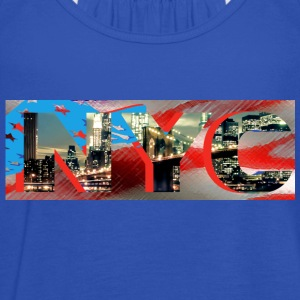 newyork T-Shirts - Women's Tank Top by Bella